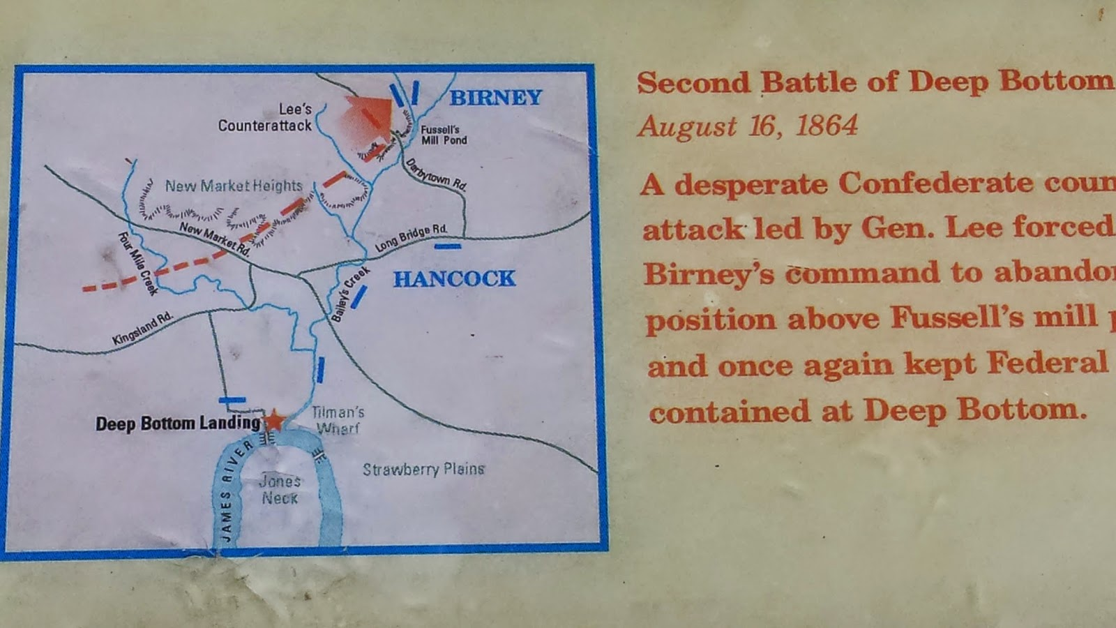 jul 1864 hancock s ii corps crosses the james river in support of grants attacks at petersburg indecisive hancock withdraws across the river on 29 jul