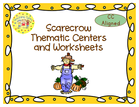 http://www.teacherspayteachers.com/Product/Scarecrow-Thematic-Centers-and-Worksheets-Common-Core-Aligned-874362
