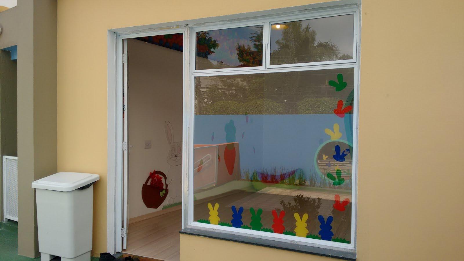 Esquadrias com vidro laminado