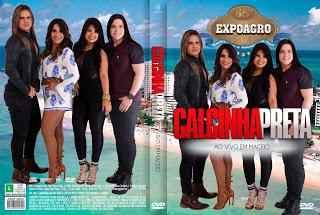 DVD Calcinha Preta – Ao Vivo Em Maceió (2015)