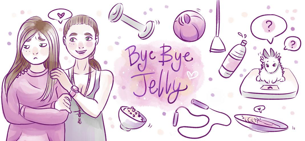 Bye Bye Jelly