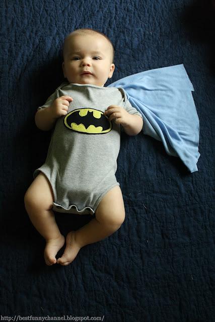 Baby Batman.