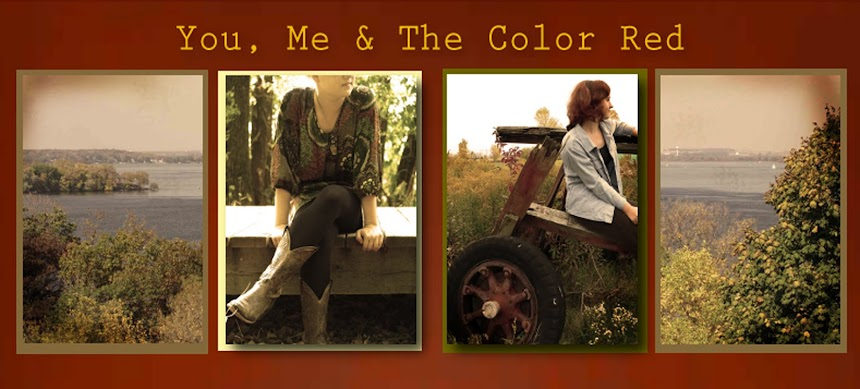 You, Me, & The Color RED