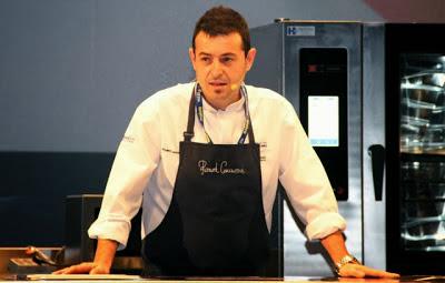 Chef Ricard Camarena. Blog Esteban Capdevila