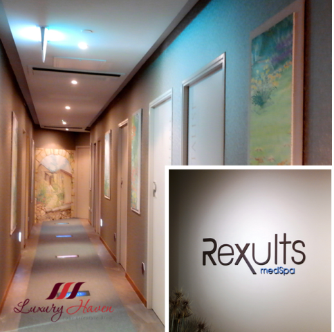 rexults medspa aesthetics wellness diagnostics- centre