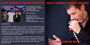 Cesar Valdomir Band!!