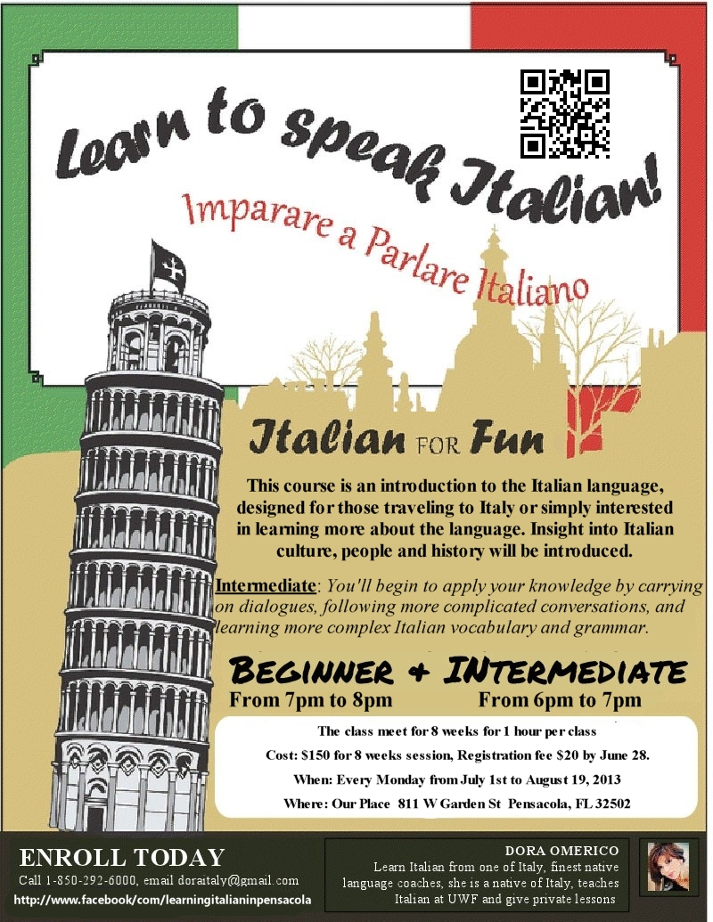Italian greeting monday topsimages italian classes for adults and kids in pensacola jpg 800x1035 italian greeting monday m4hsunfo