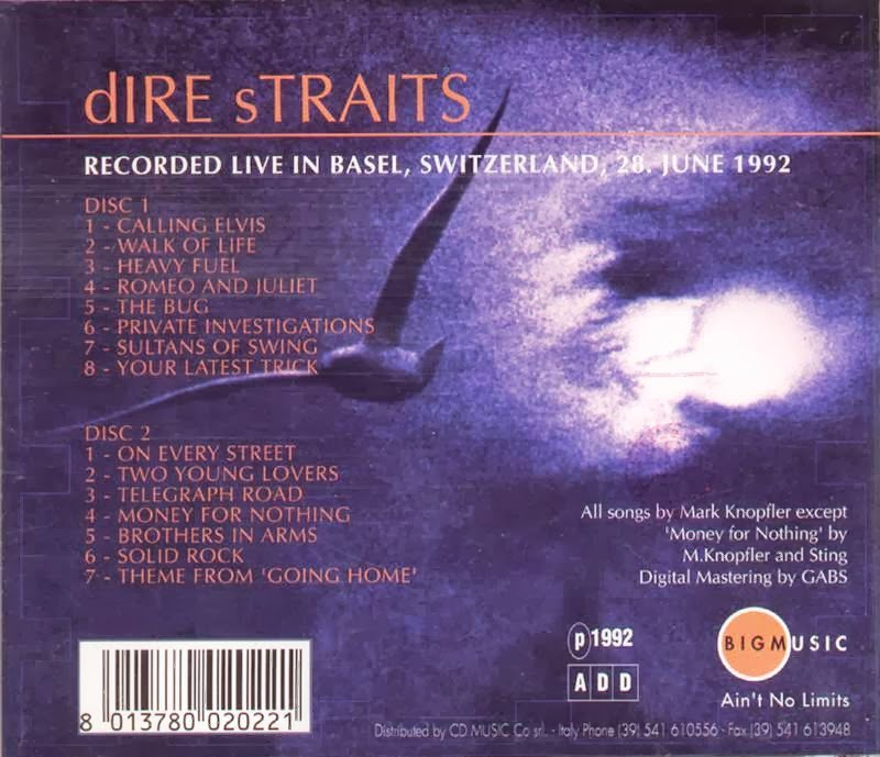 Dire Straits - Money For Nothing (Full Length Version)
