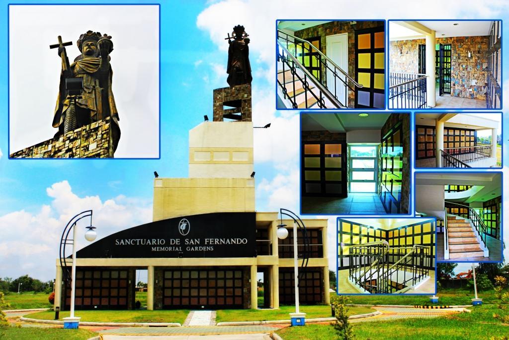 tower2 - Sanctuario De San Fernando Memorial Gardens