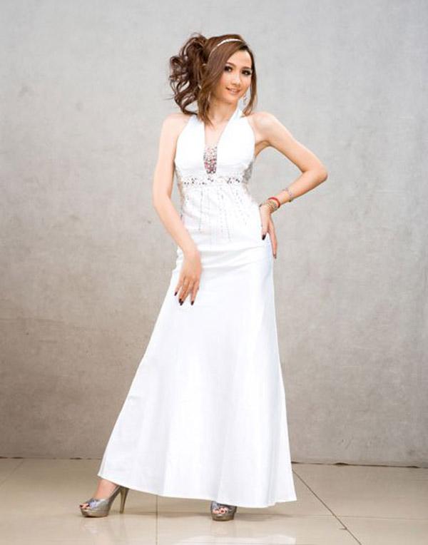 Beautiful khmer modern dress for women