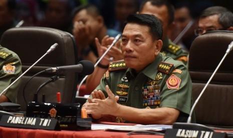 Panglima TNI Minta Sistem Radar Diperkuat