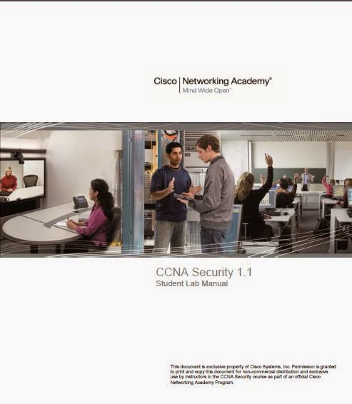 CCNA Security: Student Lab Manual v1.1