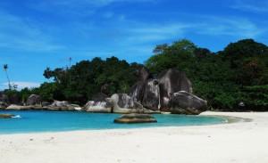 Wisata alam Pulau Belitung, kepulauan bangka belitung