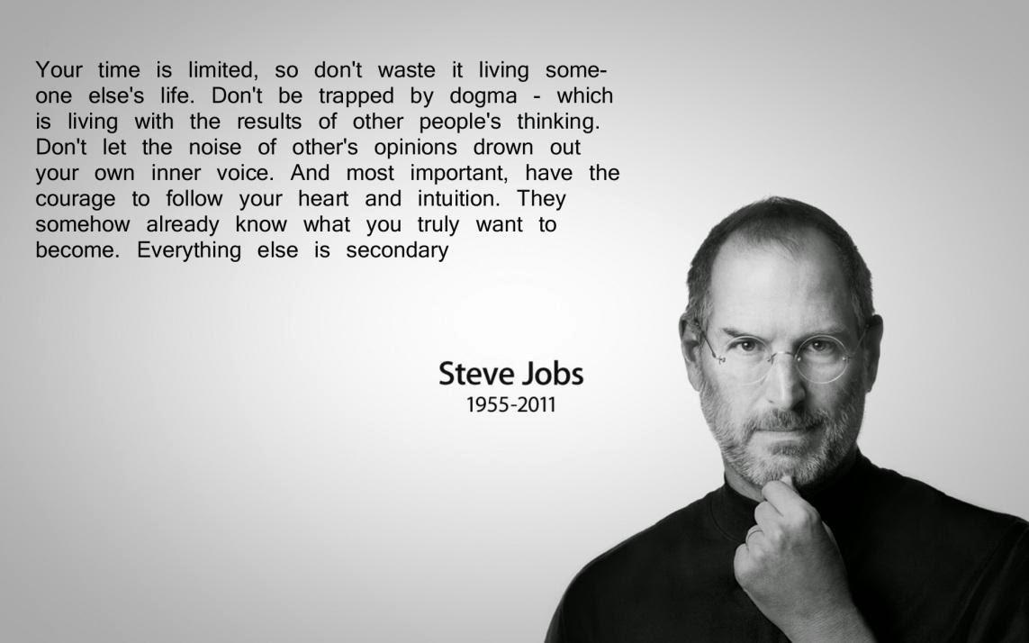 Sejarah Biografi Steve Jobs Dan Bill Gates