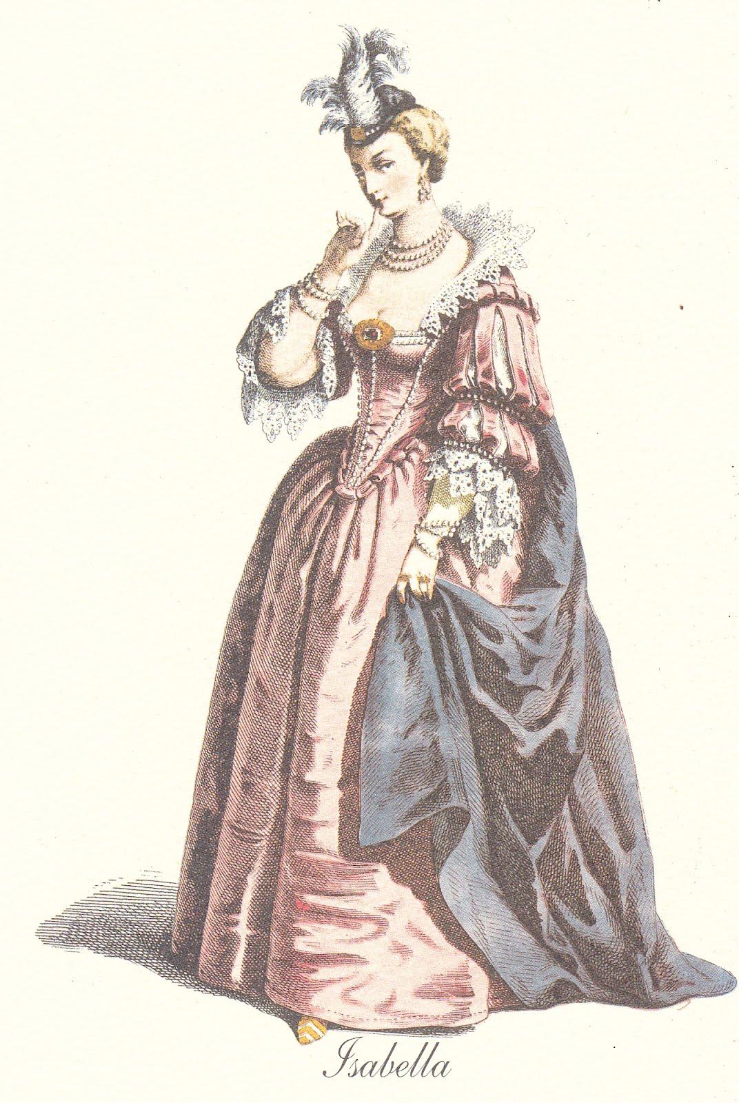 17th century fashion in france 28