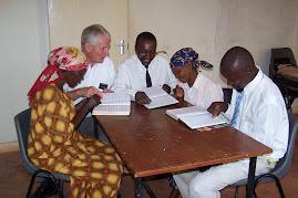 Kyambeke English Class