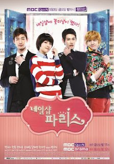 Sinopsis Nail Shop Paris Eps. 1-10