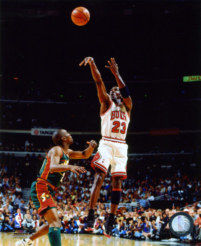 DAR Sports: 1996 NBA Finals- Chicago Bulls vs Seattle Supersonics - DefineARevolution.com