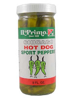 Il Primo Chicago Hot Dog Sport Peppers