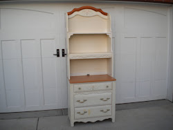 hutch and dresser...SOLD