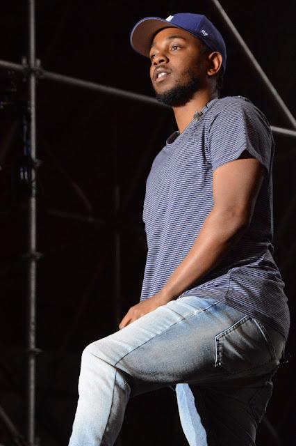 Kendrick Lamar, Cruïlla 2015