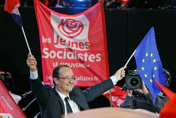 El Partido Socialista de Hollande acumula todo el poder en Francia
