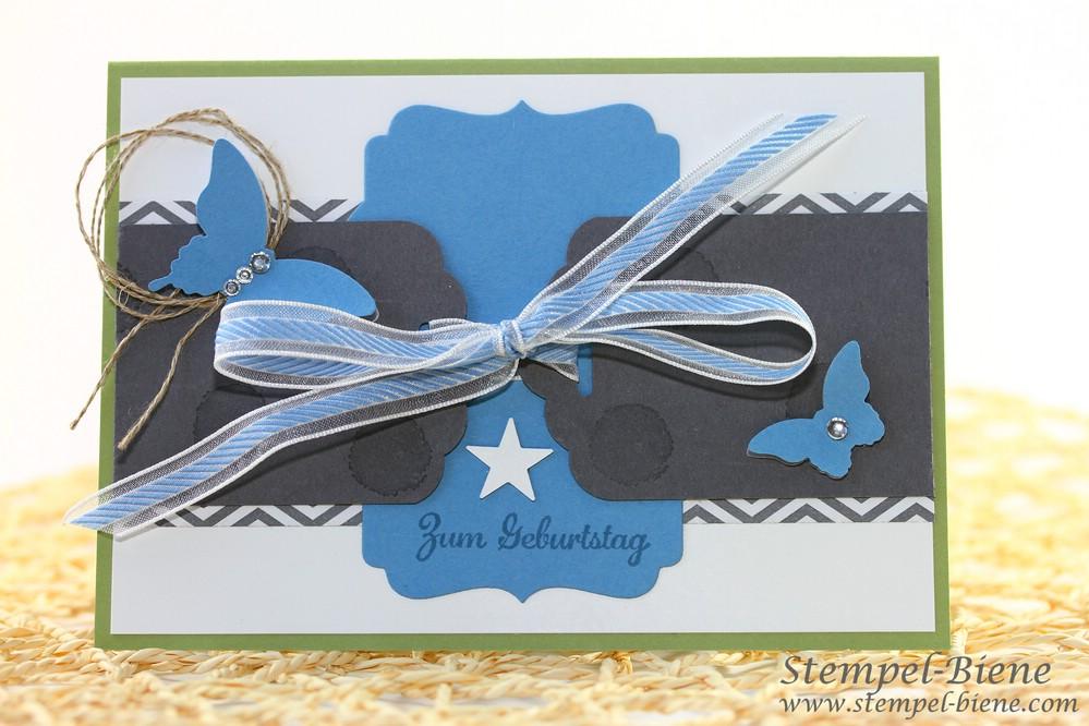Stampin Up Gutschein, Stampin Up Gutscheinkarte, STampin Up Geburtstagskarte, Stampin Up Eleganter Schmetterling, Stampin up Bestellen