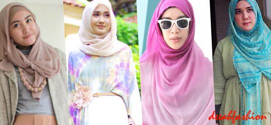 Jilbab Modis ala Hijabers Fashion