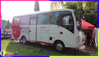 PMI - Mobil Unit Donor Darah_Sunday Morning UGM