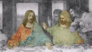 El hermano gemelo de Jesucristo Misterios-la-ultima-cena-da-vinci-4