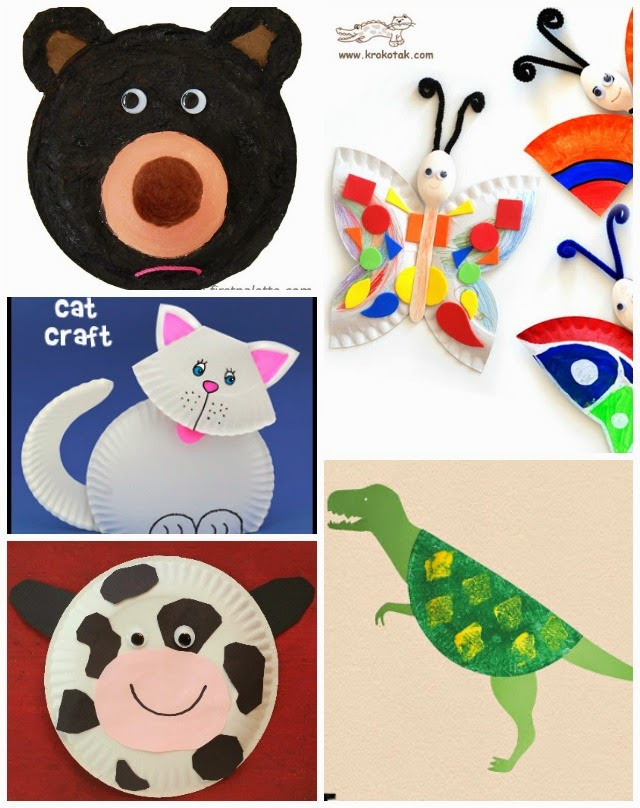 sc 1 st  Learn with Play at Home : paper plate art - pezcame.com