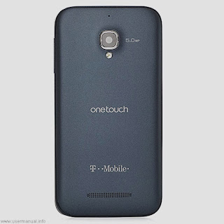 Alcatel One Touch Evolve user guide manual
