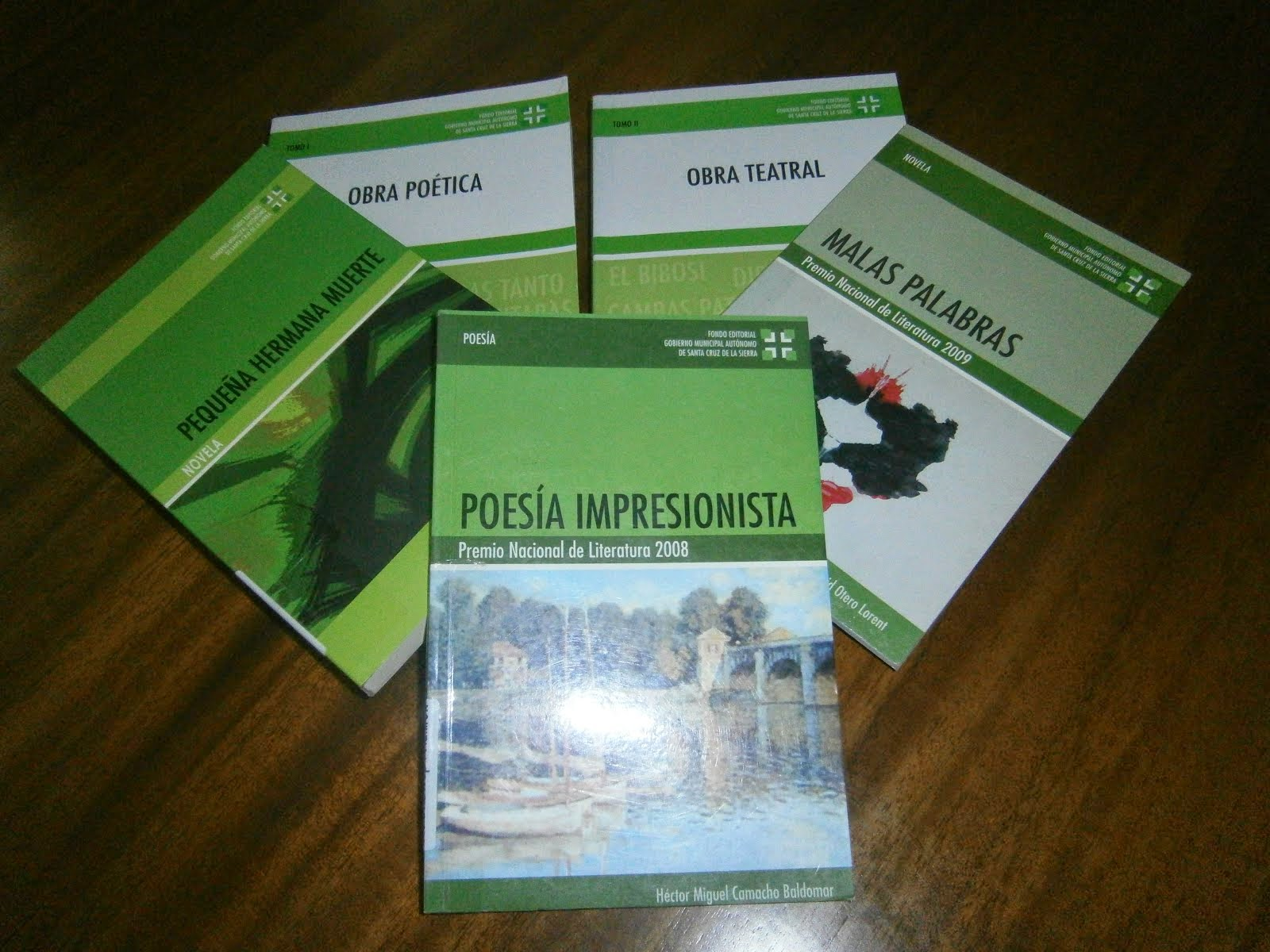 Catalogó Literario
