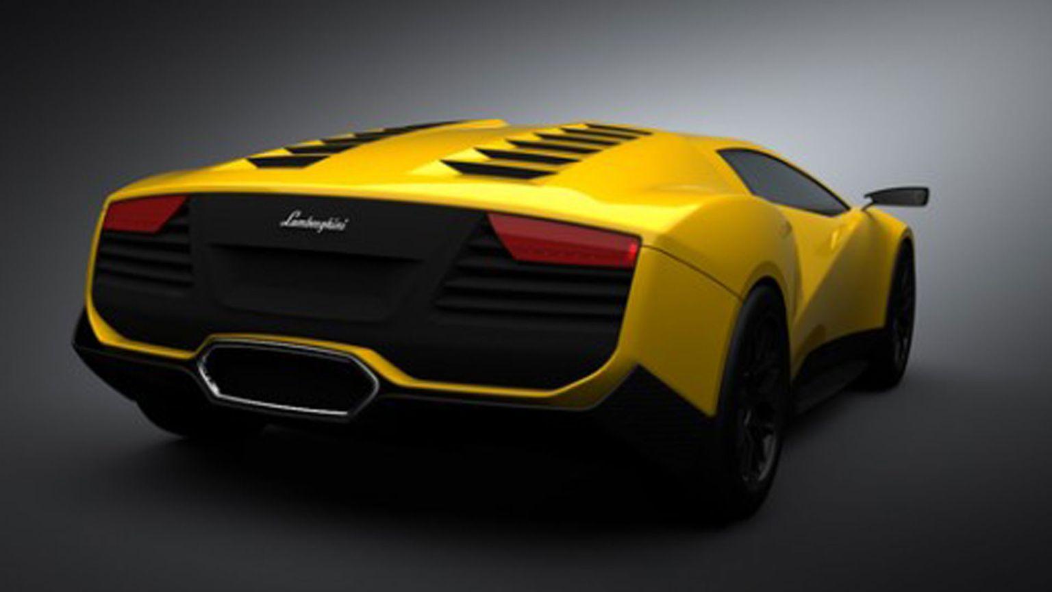 Everything or Nothing: Cars: Lamborghini Cabrera