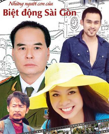 Những Đứa Con Biệt Động Sài Gòn - Thvl1