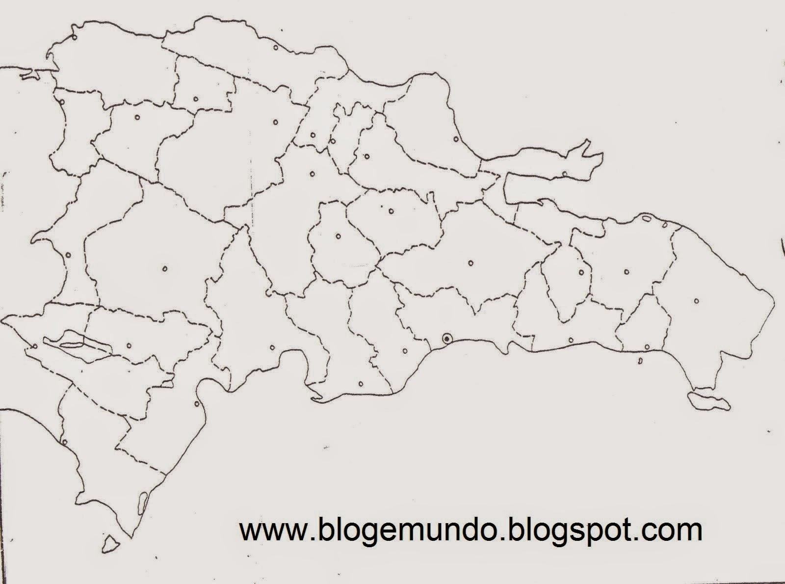 Mapa de la isla de Santo Domingo en blanco y negro dibujo lineal o ...