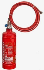 FireSpot Automatic Fire Extinguisher