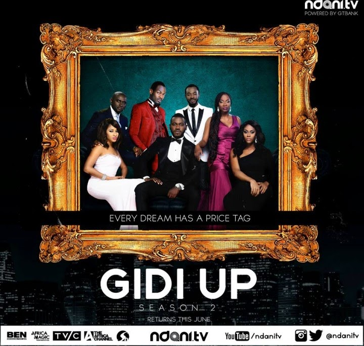 Watch Episode 1-5 of Ndani TV's GIDI UP Season 2
