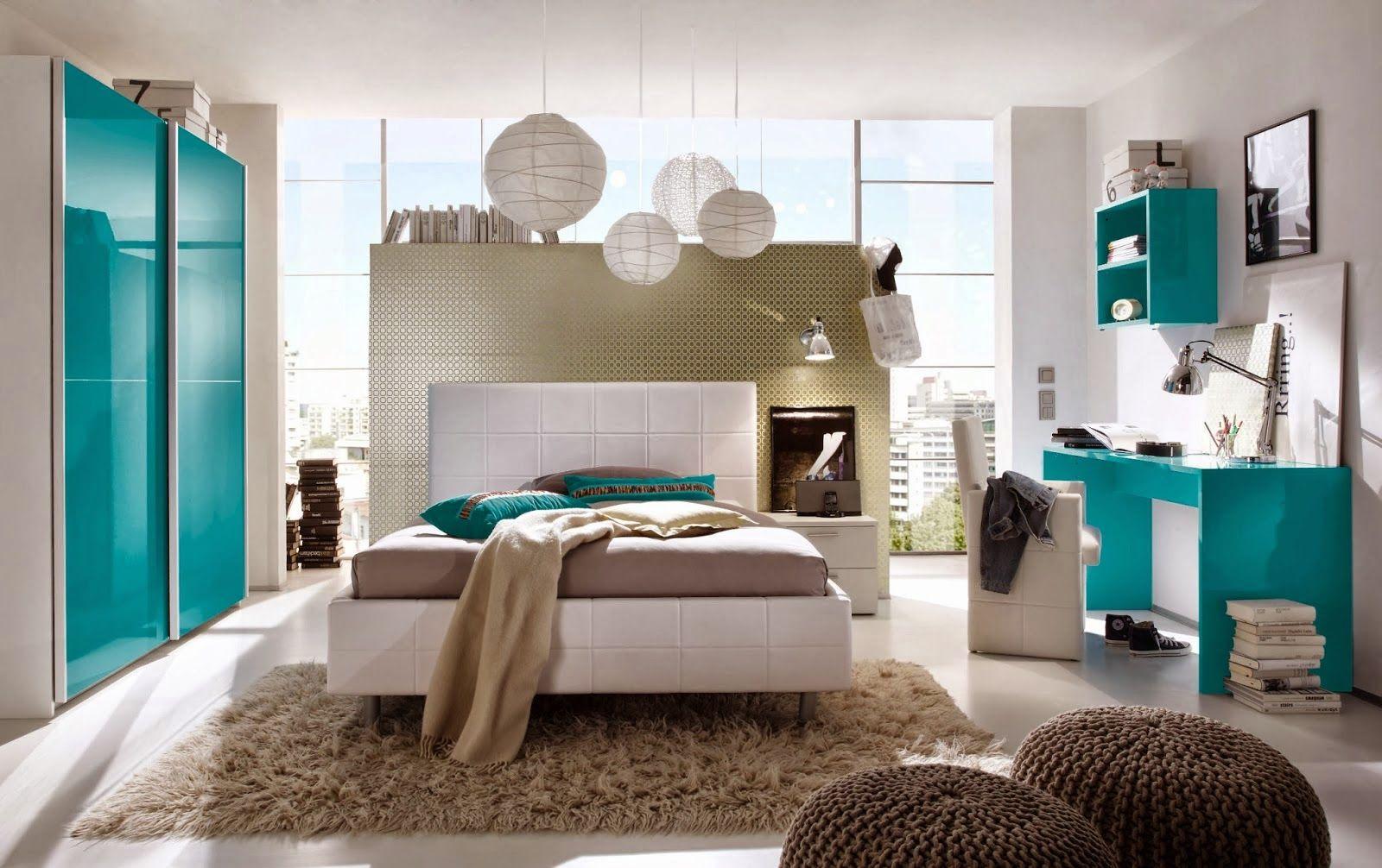Dormitorios y habitaciones decoraci n y dise o de - Color habitacion juvenil ...
