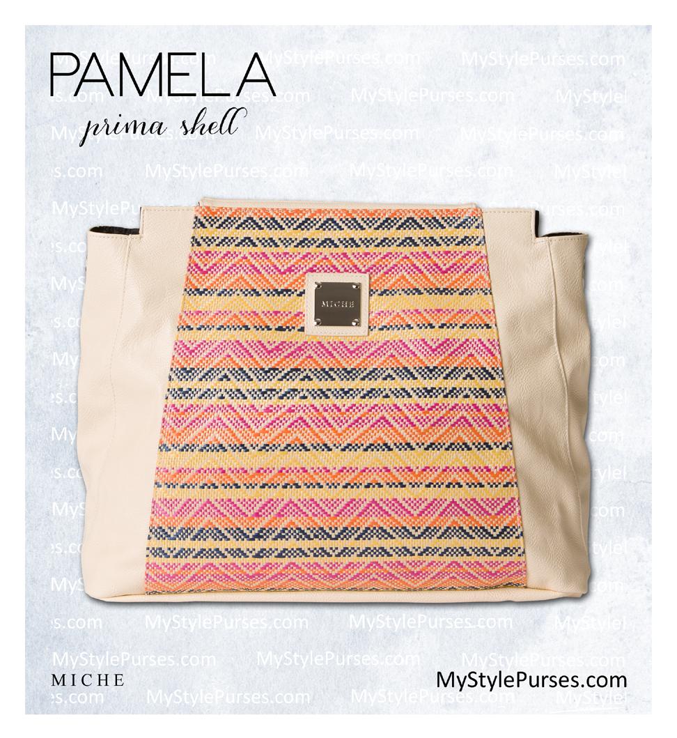 Miche Pamela Prima Shell | Shop MyStylePurses.com