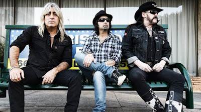 motorhead - band - 2015