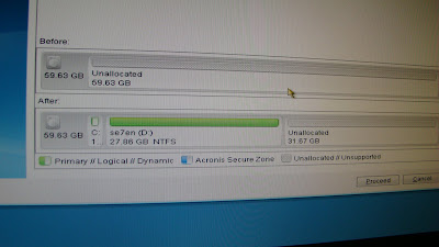 new ssd os acronis