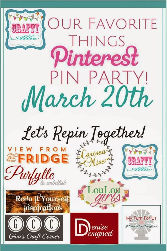 MARCH PIN PARTY!!