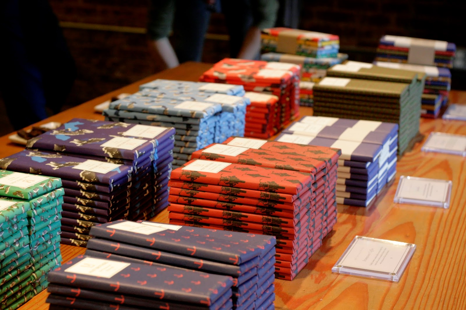 Sartorial Diner: Sights in New York : Mast Brothers Chocolate Tour