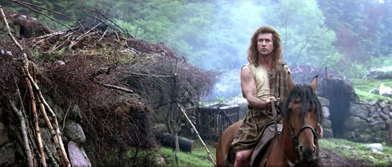 Image result for braveheart mel gibson on horse
