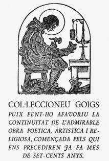 COL·LECCIONEU GOIGS