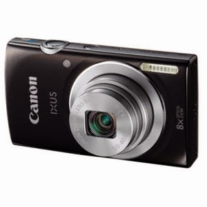 Amazon : Canon Digital IXUS145 16MP Camera + 4gb card + case Rs.4999