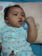 Nur Aneesa Hani - 6 bulan