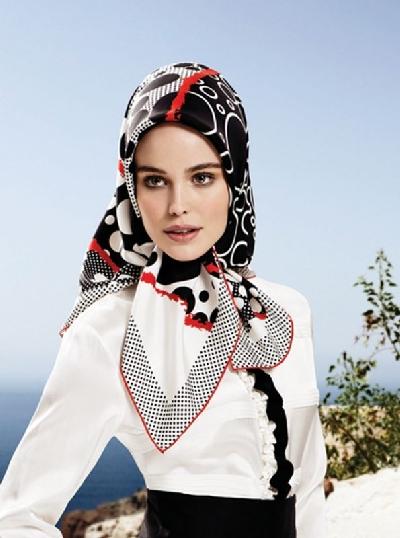 Bona Sera 2012 İlkbahar Yaz İpek Eşarp Kolleksiyonu