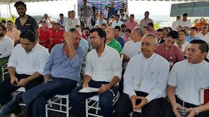 EN AEROPUERTO DE FLANDES GOBERNADORES INSTALARON PRIMERA PIEDRA